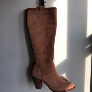 UGG Ava women knee high suede boot